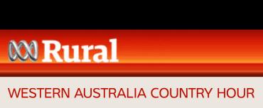 Radio Interview – Western Australia Country Hour