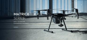 New DJI Drone – The Matrice200