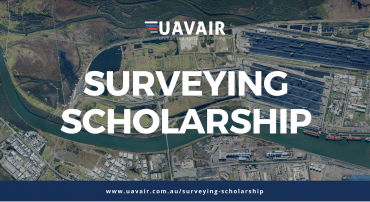 Apply for a UAVAIR Surveying Scholarship