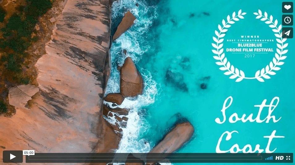 Drone Film Festival Winner